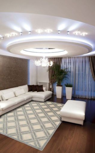 Stylish Modern Ceiling Design Ideas _ Engineering Basic (15)