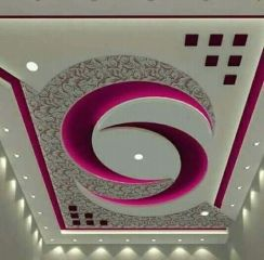 Stylish Modern Ceiling Design Ideas _ Engineering Basic (3)