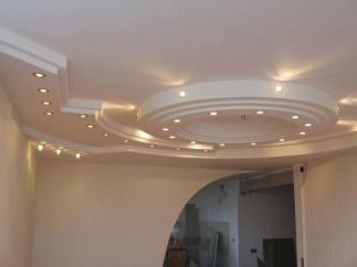 Stylish Modern Ceiling Design Ideas _ Engineering Basic (36)