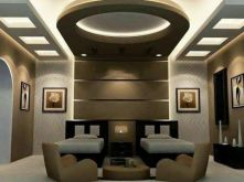 Stylish Modern Ceiling Design Ideas _ Engineering Basic (46)