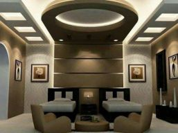 Stylish Modern Ceiling Design Ideas _ Engineering Basic (46)