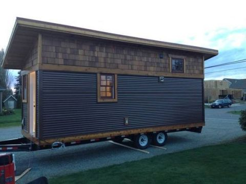 The Badger_ a 200 sq ft tiny house from Cedar Ridge Tiny Homes of Spearfish_ South Dakota.