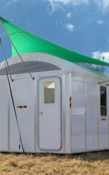 The Disaster Shelter You Want To Live In Way More Than A FEMA Trailer _ Co.Exist _ ideas _ impact