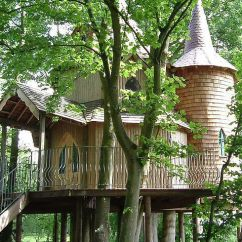 The Treehouse_ Fernie Castle_ Fife _ 16 Deeply Romantic_ Beautiful_ And Sexy Places To Stay In Scotl