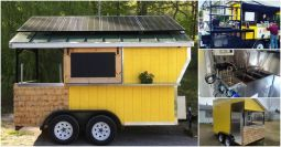 This Tiny Food Cart Is Adorable and Economical {For Sale} (1)