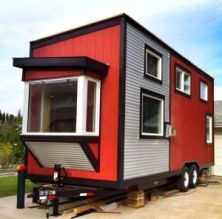Tiny house in Bowness backyard must move_ Calgary bylaw informs ...