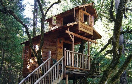 Tree House Ideas _treehouse _kidtreehouse _backyardideas _frontyardideas