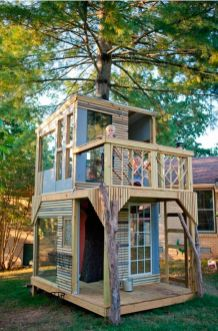 children_s treehouses _ Google Search