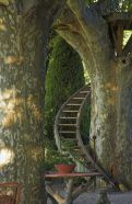 cool Experimental Garden Landscape by Dominique Lafourcade in Provence _Landscape _Provence _Travel. Childho...