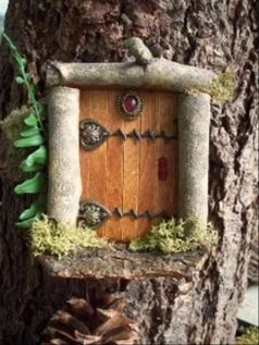 how to make garden decorations