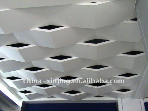 modern design decorative ceiling plank