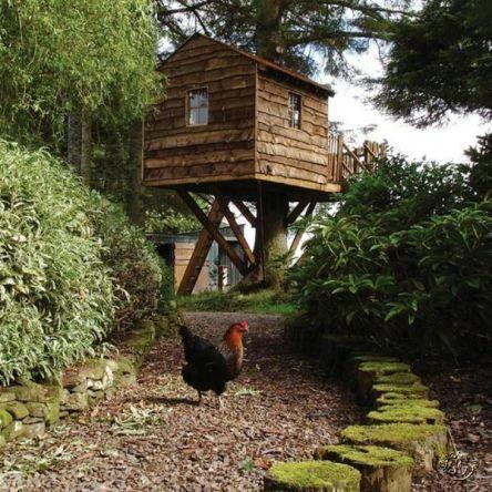 tree house ideas _treehouse