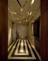upstairs at the kimberly_ nyc _ amazing ceiling_