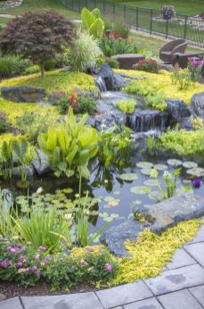 who doesn t want a backyard paradise_ gardening_ outdoor living_ ponds water features_ A variety of