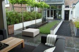 www.buytengewoon.nl stadstuinen eigentijdse_achtertuin_met_waterpartij_in_kampen.html