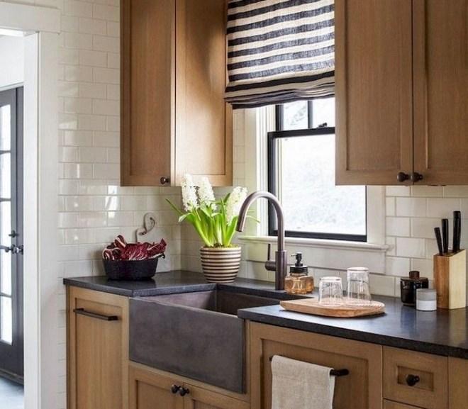 50+ Best Farmhouse Kitchen Sink Design Ideas And Decor