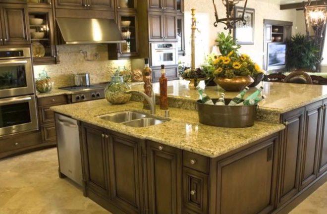 31 Spectacular Custom Kitchen Island Ideas