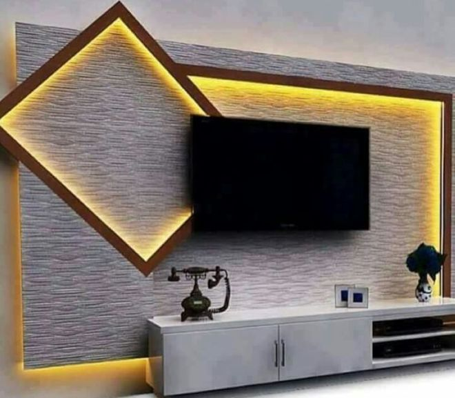 Incredible TV Wall Design And Decoration Ideas You Need To See