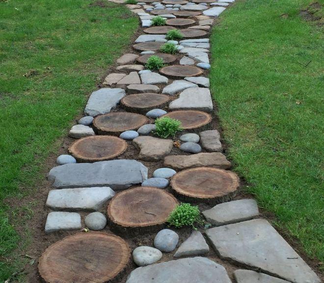 Stunning Walkway Ideas For Your Garden & Backyard