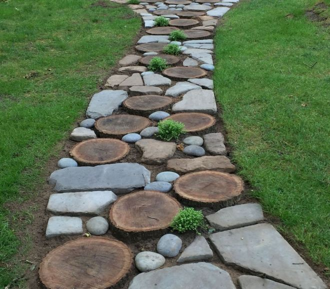 Stunning Walkway Ideas For Your Garden & Backyard