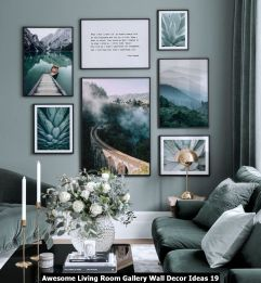 Awesome-Living-Room-Gallery-Wall-Decor-Ideas-19