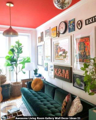 Awesome-Living-Room-Gallery-Wall-Decor-Ideas-21