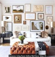 Awesome-Living-Room-Gallery-Wall-Decor-Ideas-23