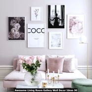 Awesome-Living-Room-Gallery-Wall-Decor-Ideas-30