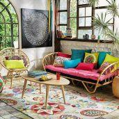 Beautiful-Bohemian-Sunroom-Decorating-Ideas-09