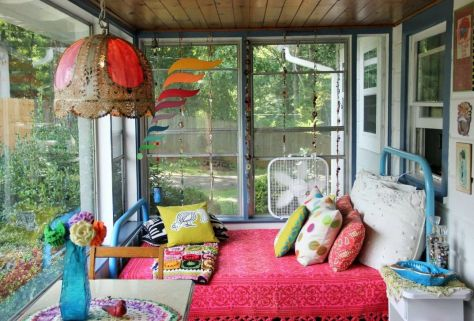 Beautiful-Bohemian-Sunroom-Decorating-Ideas-25