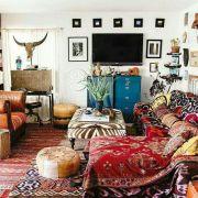 Beautiful-Bohemian-Sunroom-Decorating-Ideas-27
