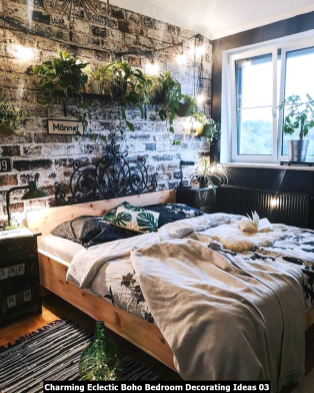 Charming-Eclectic-Boho-Bedroom-Decorating-Ideas-03
