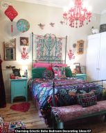 Charming-Eclectic-Boho-Bedroom-Decorating-Ideas-07