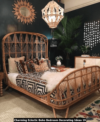 Charming-Eclectic-Boho-Bedroom-Decorating-Ideas-19