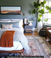 Charming-Eclectic-Boho-Bedroom-Decorating-Ideas-21