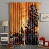 Inspiring-Summer-Curtains-For-Living-Room-Decoration-23