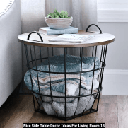 Nice-Side-Table-Decor-Ideas-For-Living-Room-13