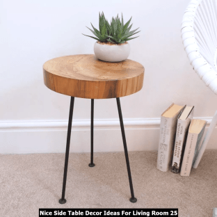 Nice-Side-Table-Decor-Ideas-For-Living-Room-25