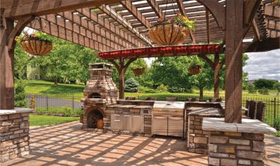 Stunning-Summer-Outdoor-Kitchen-Design-Ideas-09