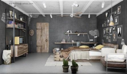 industrial-4-bedroom-design