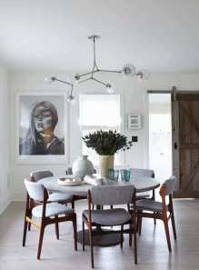 Awesome-dining-room-interior-with-black-round-wooden-table-round-dining-table-unique-wood-room-wooden-table-with-dining-round-black-Awesome-interior-