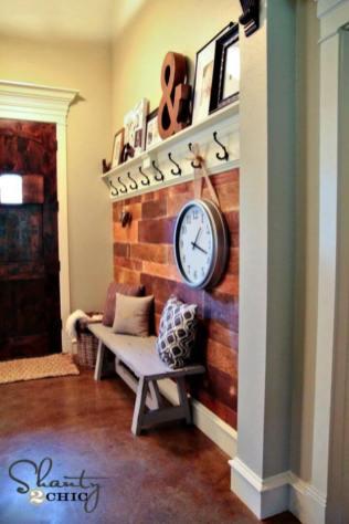 DIY-Entryway-Plank-Wall-Under-100-Tutorial-