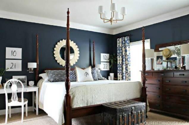 dark-blue-and-white-bedroom-ideas-painted-furniture-bedrooms-splendid-decor-decorating-bedding-sets