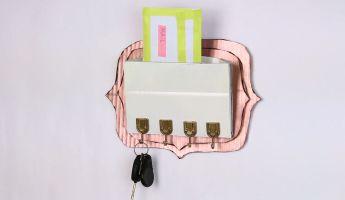 Cardboard-Key-Holder