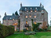 Castle-style-house