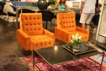 Dovetail-orange-armch-chairs