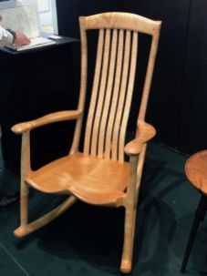 Ergonomic-rocking-chair-from-Erickson-Woodworking