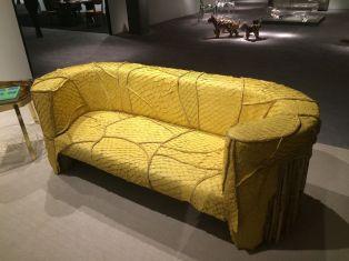 Fish-Leather-Sofa-in-Yellow