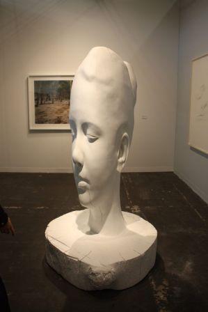 Galerie-Lelong-Sculpture-Armory-Show-2017