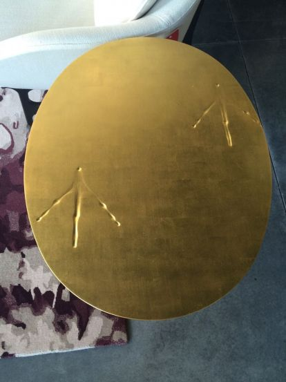 Meret-Oppenheim-Traccia-Table-in-Gold